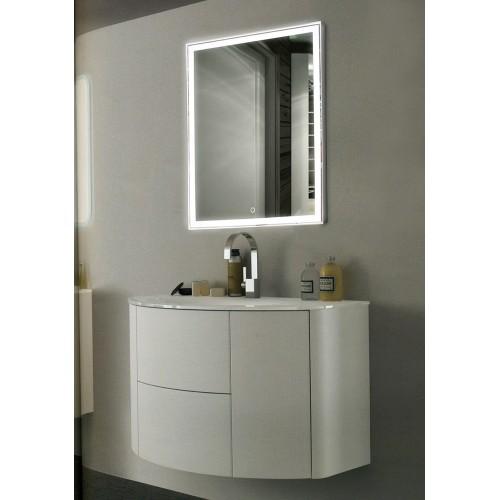 Зеркало в ванную с подсветкой Клэр